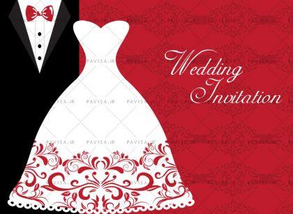 لباس عروس زیبا و کت و شلوار عروسی