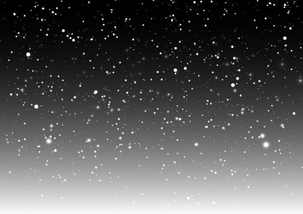 وکتور لایه باز طرح کریسمس پوشیده از برف