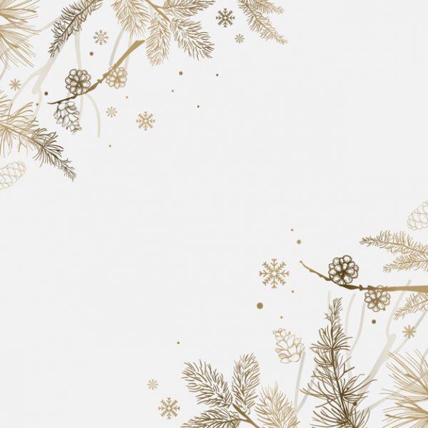 فایل آماده دانلود وکتور طراحی زمستانی با پس زمینه سفید