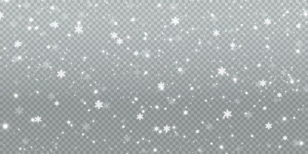 فایل آماده دانلود وکتور تصویر بارش برف زمستان