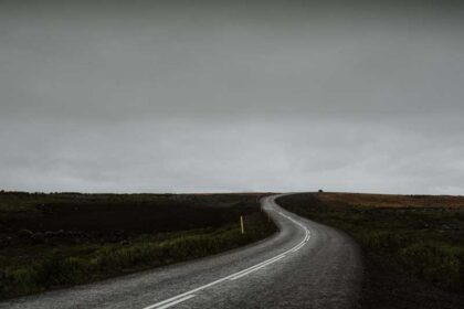 عکس استوک جاده