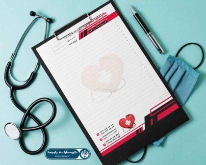 طرح سرنسخه متخصص قلب